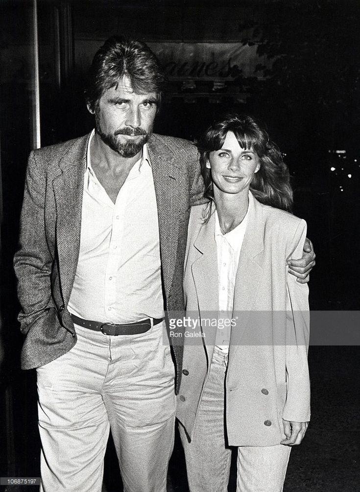 9Se1984: james brolin & Jan Smithers at Elaine's, NYC.