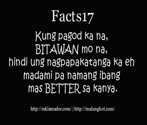 Love Quotes For Him Move On Tagalog : Quotes To Move on and More Love Love Love Quotes Tagalog Love Quotes ...