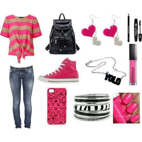 89 best images about Cute outfits I want! on Pinterest | Flag shirt Teen outfits and Outfits ...