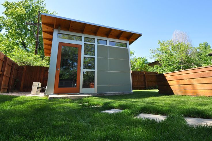Studio Shed | Modern, Prefab Backyard Studios & Office Sheds | Custom Kits