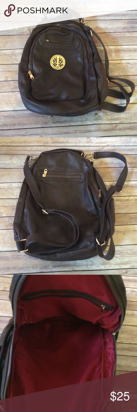 All leather excellent condition backpacks Excellent condition trendy backpack leather boutique made boutique Bags Backpacks