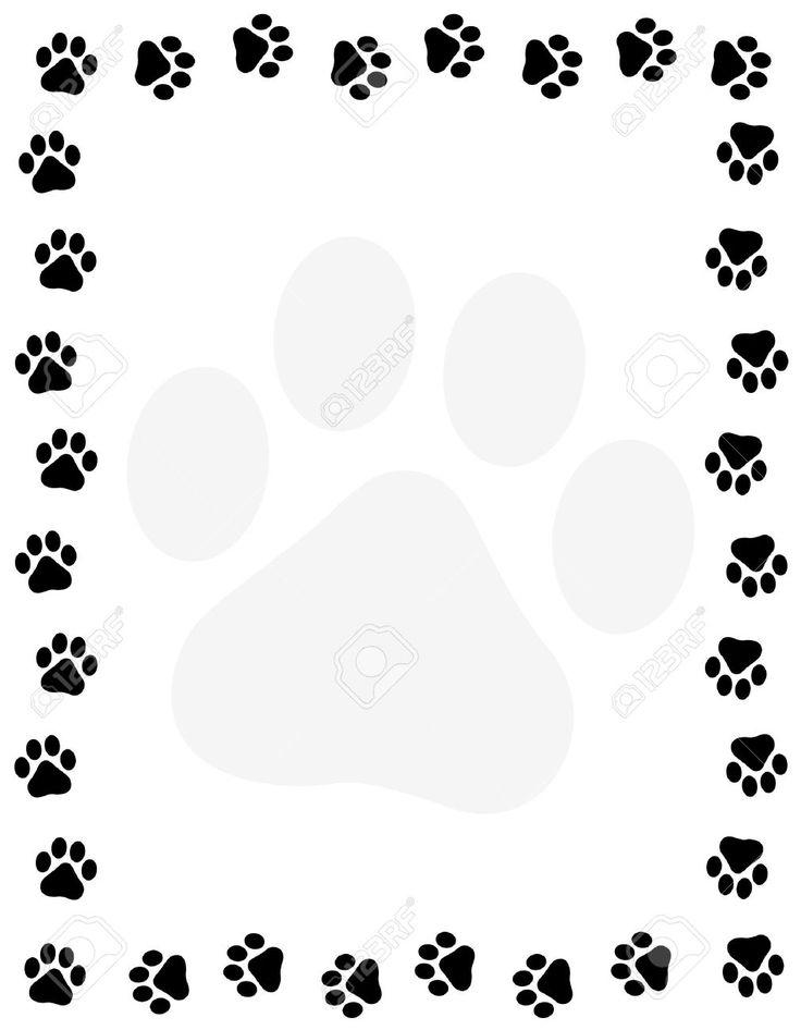 Resultado de imagen para fondos huellas de perro