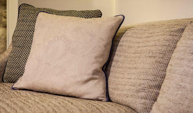 BROCHIER's Diva Collection. Home decor textiles.