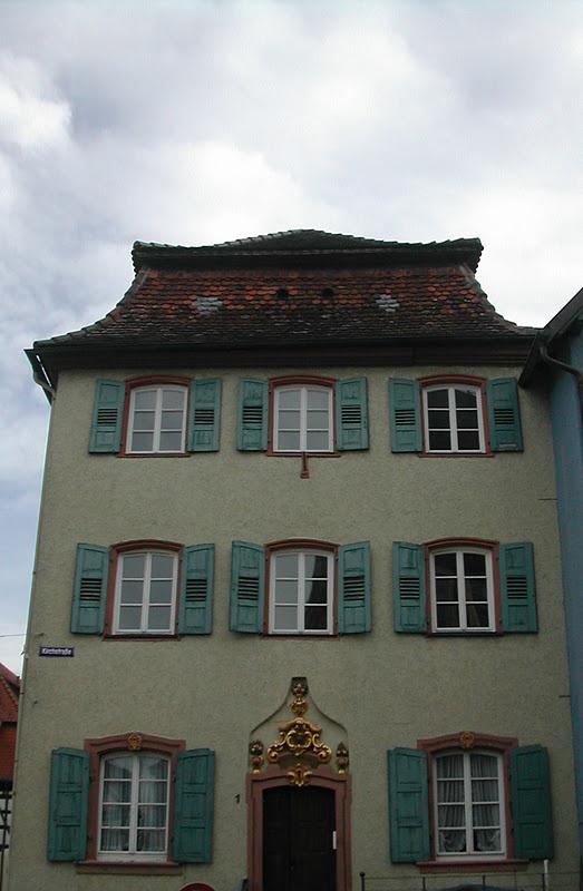 Ettenheim, Germany...love old buildings in Europe, especially in Germany