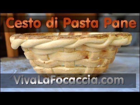 Fare un Cestino di Pasta di Pane || VivaLaFocaccia.com