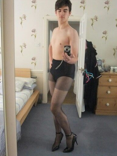 Twinks in high heel and gay polish straight 10
