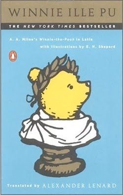 Homeschool Connections: Children's Books Translated to Latin. Includes Winnie the Pooh, The Hobbit, Cat in the Hat, and more! Latin kid lit!