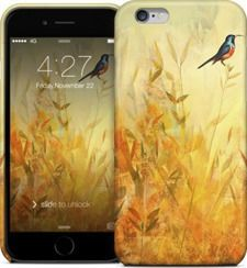 Sunbird by Brian Rolfe Art - iPhone Cases & Skins - $35.00