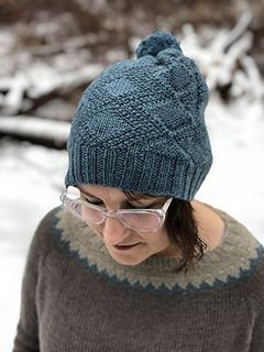 d8aa97492eb Ravelry  Windham Hat pattern by Melissa LaBarre