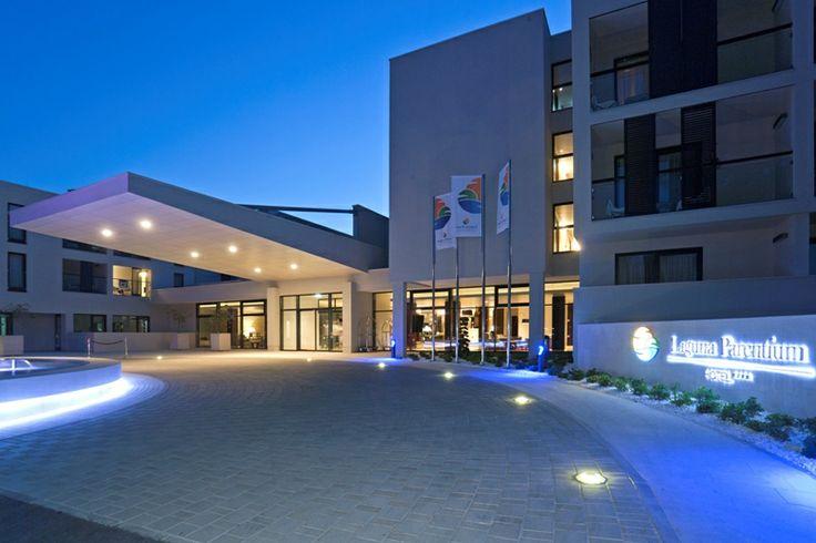 Hotel Laguna Parentium #Porec #Croatia