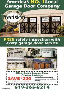Precision Garage Doors Palm Springs