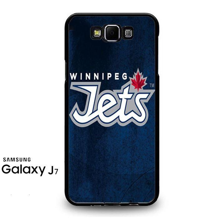 Winnipeg Jets Symbol Samsung Galaxy J7 Prime Case