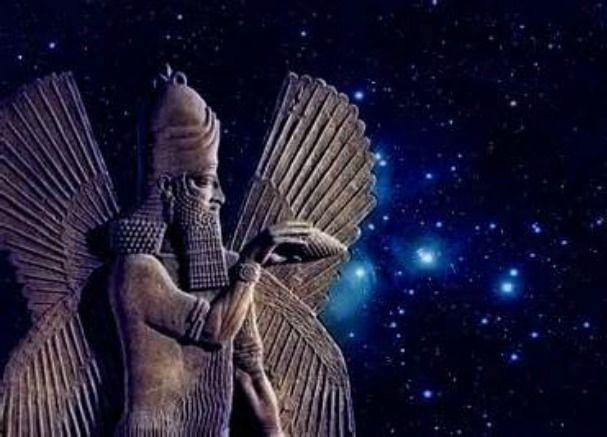 Resultado de imagen para enki dios sumerio