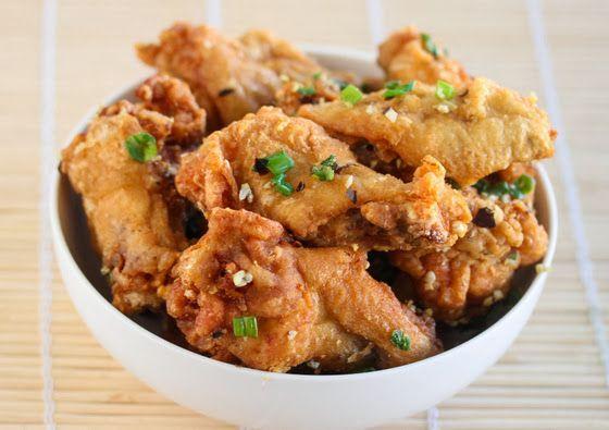 Salt and Pepper Chicken Wings | Kirbie's Cravings | A San Diego food ...