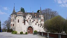 Seeburg Castle is a castle in the municipality of Kreuzlingen of the Canton of Thurgau in Switzerland.