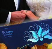 Dream Wedding Card offers fabulous Indian wedding Cards and invitation cards for Christian, Sikh, Hindu and Muslim. Shop wedding cards online with us on affordable prices.