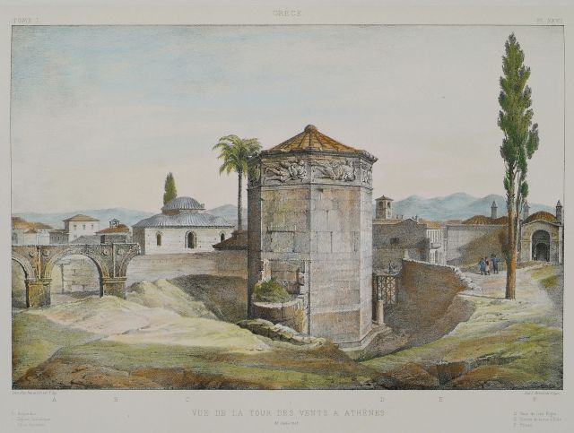 1867 pub, 1843, Aerides, Athens - REY, Etienne