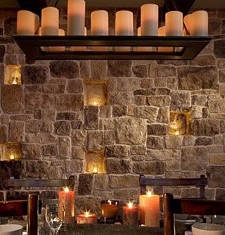Amazing Stone Facade AutumnLeaf   Mediterranean   Dining Room   St Louis   By  Premier Health Living