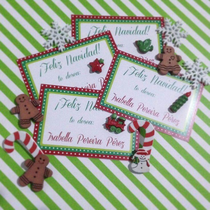 64 best tarjetas variadas invitaci n regalo y otros - Tarjetas con motivos navidenos ...