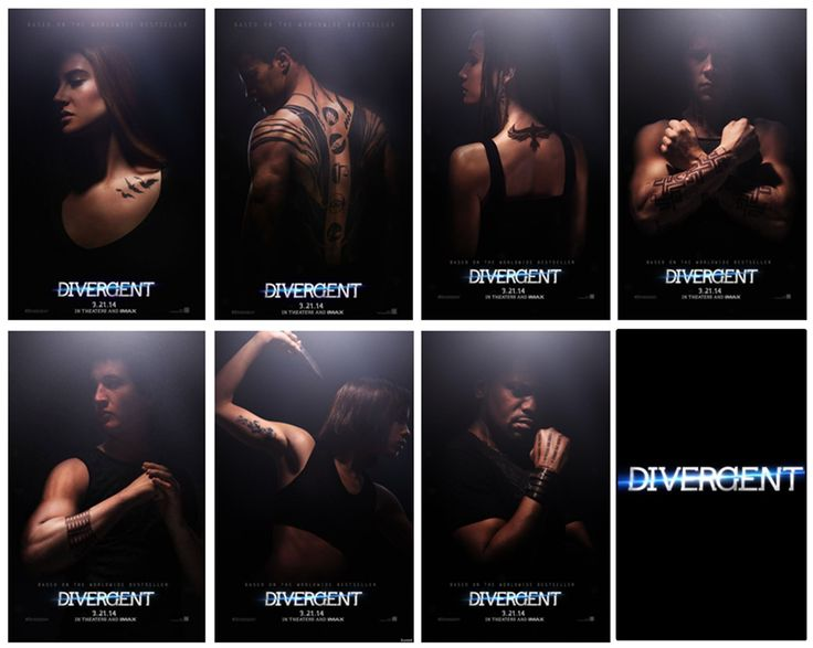 136 best images about Divergent movie on Pinterest