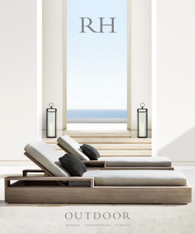 Request A Free Restoration Hardware Catalog, Featuring