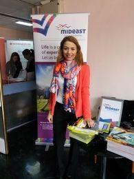 Η Mideast συμμετέχει σε ημερίδα του Πανελλήνιου Συλλόγου Φυσικοθεραπευτών   Mideast Travel Worldwide