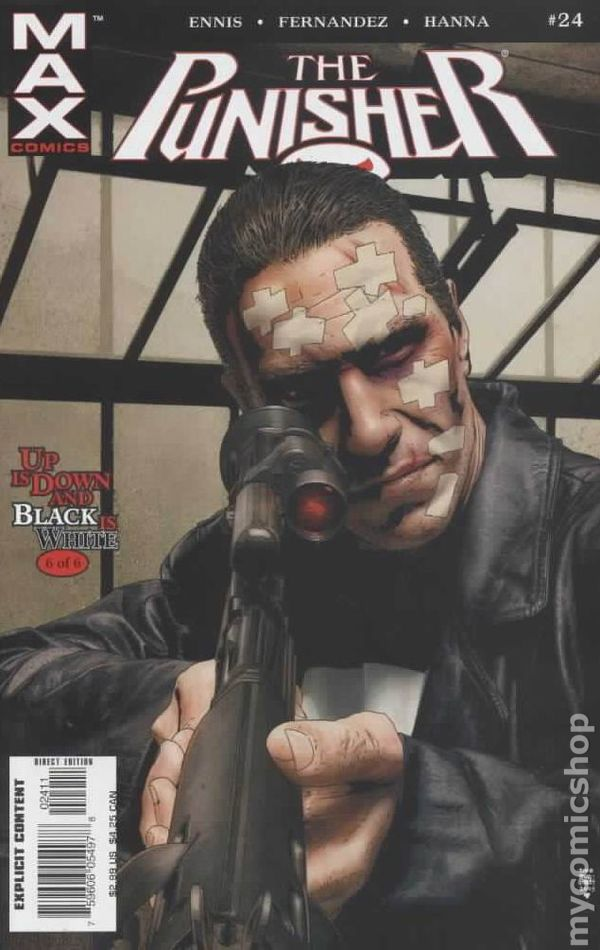 Punisher (2004 7th Series) Max 24