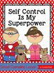 """Fresh new updates will help your students learn about the character trait of self-control by completing the activities in this 4 page mini booklet.  Designed to be used by students in K-4th grade both writing and drawing activities are included.  Older students can write an acrostic poem.  Younger students can draw a picture of themselves as a """"Self-Control"""" superhero. Three examples of self control are provided and can be tied to Habit # 1 of the 7 Habits: """"I'm in charge"""".  This booklet…"""