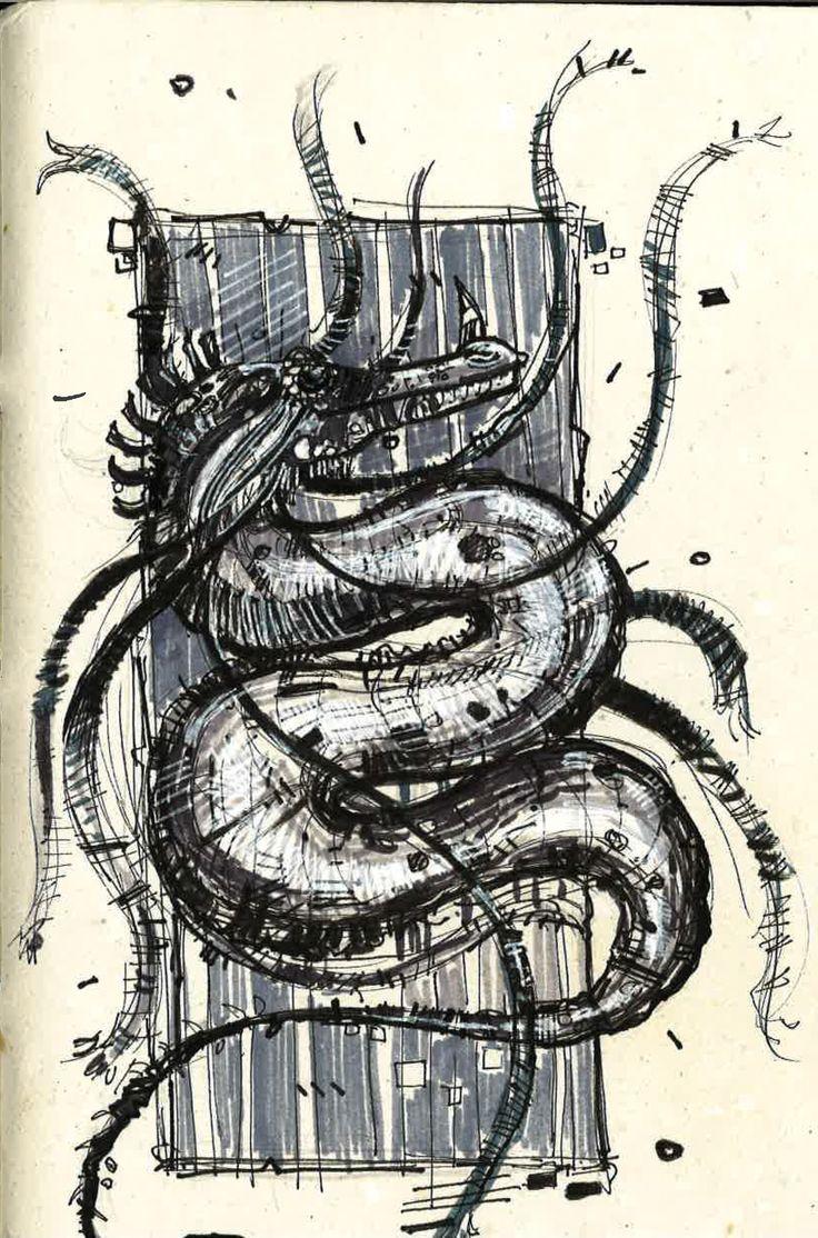 ArtStation - sketches from my travel sketchbook..., jishnu k