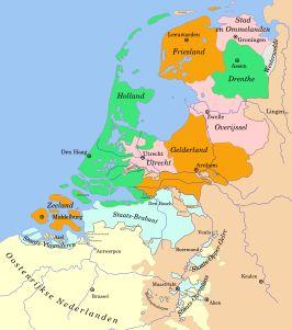 Republiek der Zeven Verenigde Nederlanden - Wikipedia