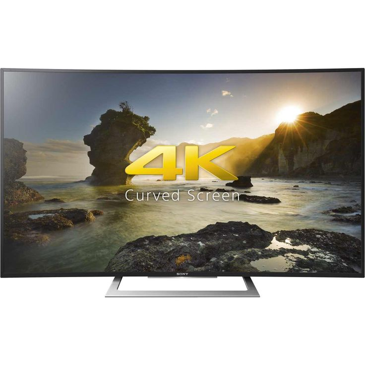 """Sony KD50SD8005BU 50"""" Freeview Curved TV Review"""