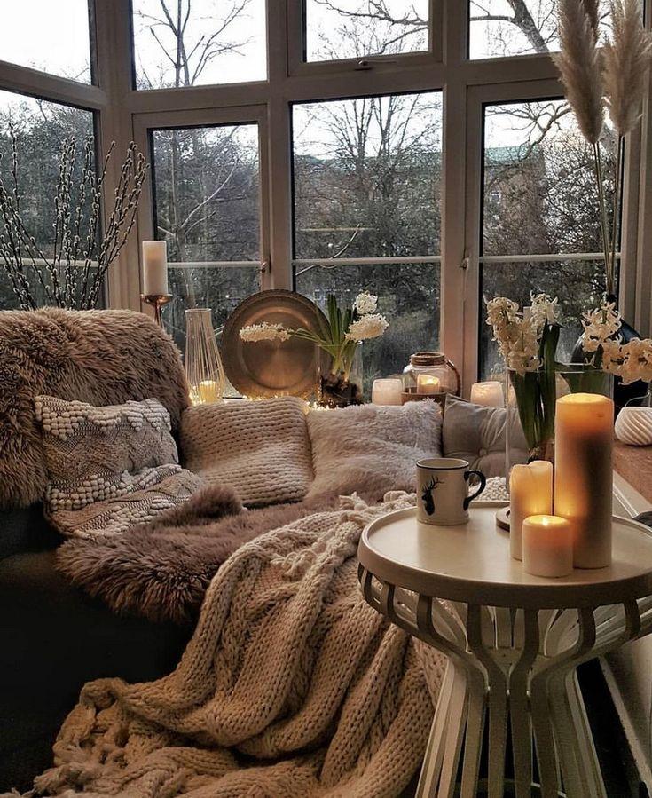 Красивые картинки уютного дома