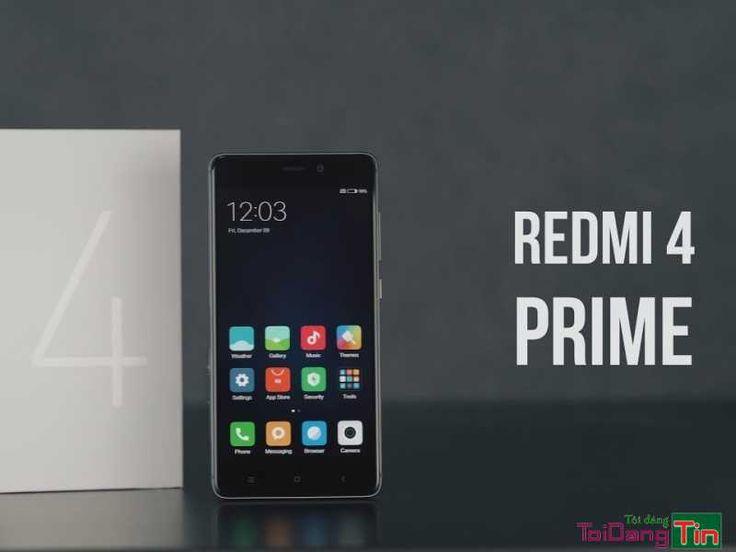 Tablet Plaza - Bán trả góp Xiaomi Redmi 4 Prime (3GB|32GB) Giá Siêu Rẻ Giao hàng tận nơi ✲Trả Góp Online - Duyệt Nhanh - Đơn Giản✲ --->>> http://www.tragoponline.vn/
