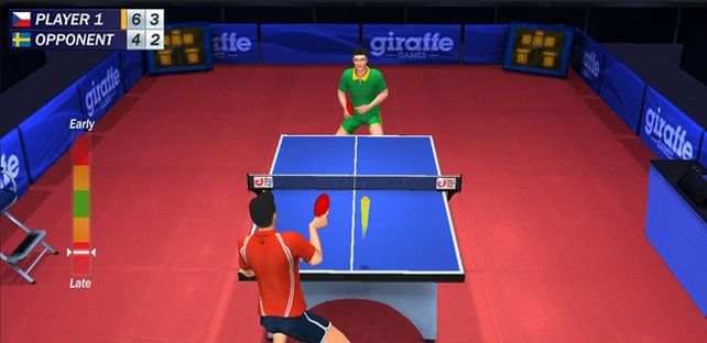 Best Table Tennis Game For Android Free Download Table Tennis Game Table Tennis Games