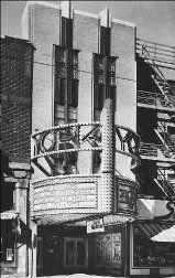 York Theatre, Montreal, PQ.