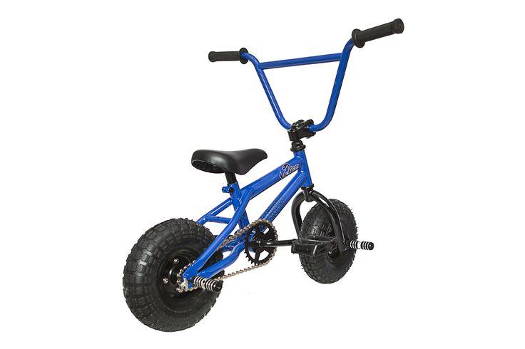 Venom Mini BMX - Blue | Mini BMX Bikes, Mini BMXs, Cheap mini BMXs | Cheap BMX Bikes For Sale - Buy Now from Skatehut UK | Skatehut