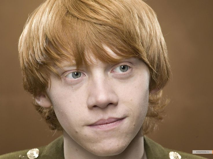 Rupert Grint was not too happy to find out that he was sorted into Hufflepuff after taking Sorting Hat test.