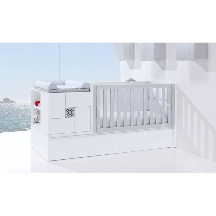 Κρεβάτι πολυμορφικό Alondra Clip #decoration #baby #room #Alondra #Clip