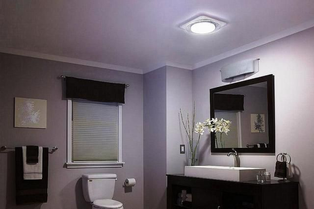 with light bathroom exhaust fan with light and heater