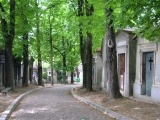Cimitero del Père-Lachaise e tomba di Jim Morrison #Parigi - Cimitiére du Perè-Lachaise #Paris