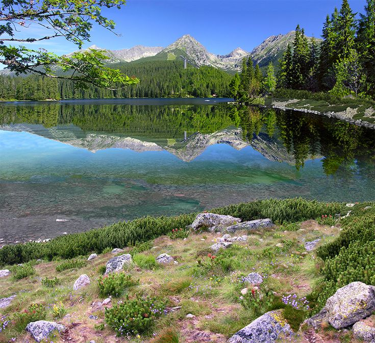 High Tatras, Slovakia. I was shocked as a PA native to be driving through this area and pass Bethlehem Steele.