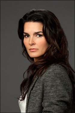 """Angie Harmon: Love her on """"Rizzoli and Isles"""""""