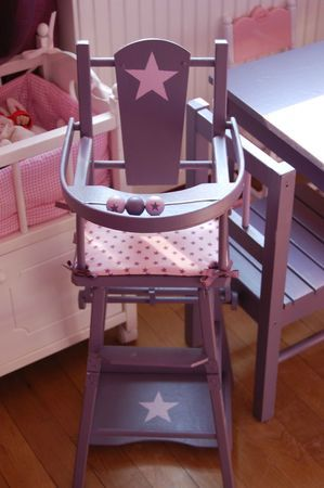 Reelooking chaise haut