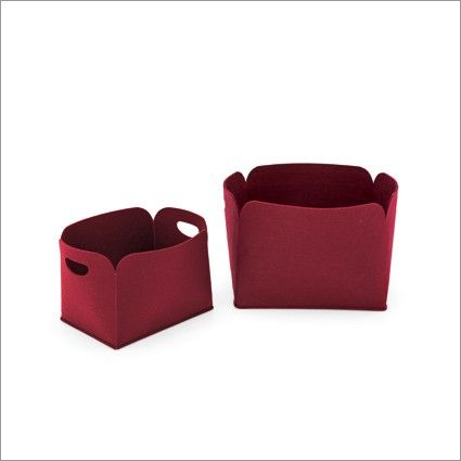 calligaris daryl storage box | set of 2