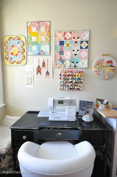 1000  images about ideas para tu cuarto de costura on pinterest ...