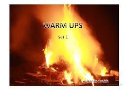 Warm up Riddles - Set1