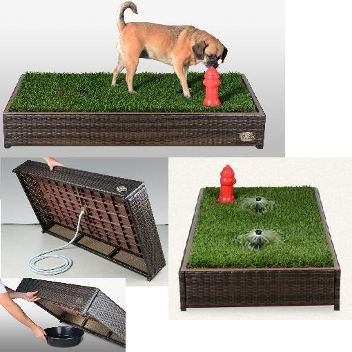 porch potty tapete para perros entrenamiento caja desechos