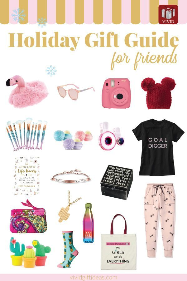 Christmas Gift Ideas For Friends Girls.Pin On Gifts For Friends