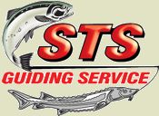 STS Fishing Guides - Fishing in British Columbia for Salmon and Sturgeon