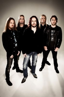 Sonata Arctica!! Awesome power metal band based in the metal haven, that is, Finland! They are releasing their newest album this May!!